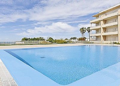 Apartment in Portugal, Praia da Oura: Pool