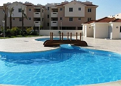 Apartment in Cyprus, Pyla: Pyla Gardens complex