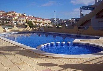 Apartment in Spain, Las Filipinas: Beautiful Communual Swimming Pool