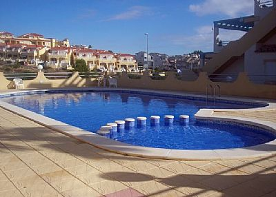 Apartment in Spain, Las Filipinas: Beautiful Communual Swimming Pool