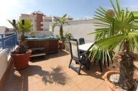 Apartment in Spain, Estepona East: Picture 1 of Large terrace with jacuzzi