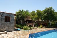 Villa in Greece, Pigi: VILLA with 32m2  private pool in the pool garden area available for 7