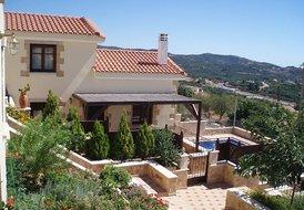 Crete - Chania - Villa Kolymbari - 2+2 pax