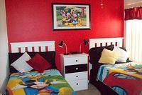 Villa in USA, Villas at Island Club: Mickey Mouse Theme Bedroom #3