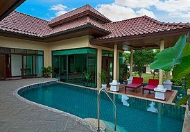 Phuket | Bang Tao Villa THREE (B2) - 3BED