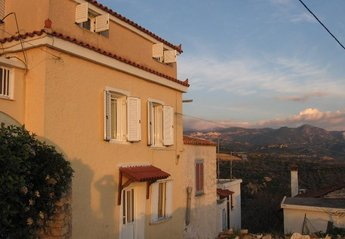 Country House in Greece, Samos: the outside