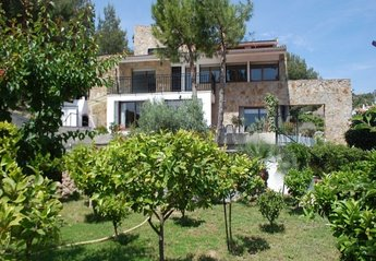 9 bedroom Villa for rent in Sitges
