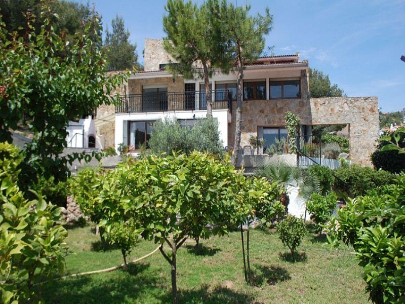 Villa in Spain, Quint Mar: front view