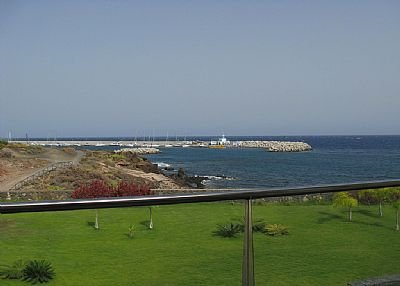Villa in Spain, San Miguel de Abona: View from balcony