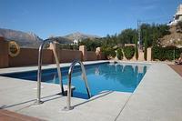 Apartment in Spain, Alcaucin: community swimming pool