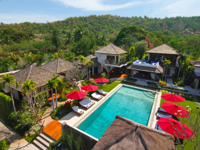 Villa in Thailand, Bang Sare