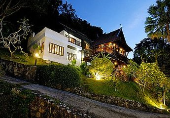 Villa in Thailand, Patong beach: 1