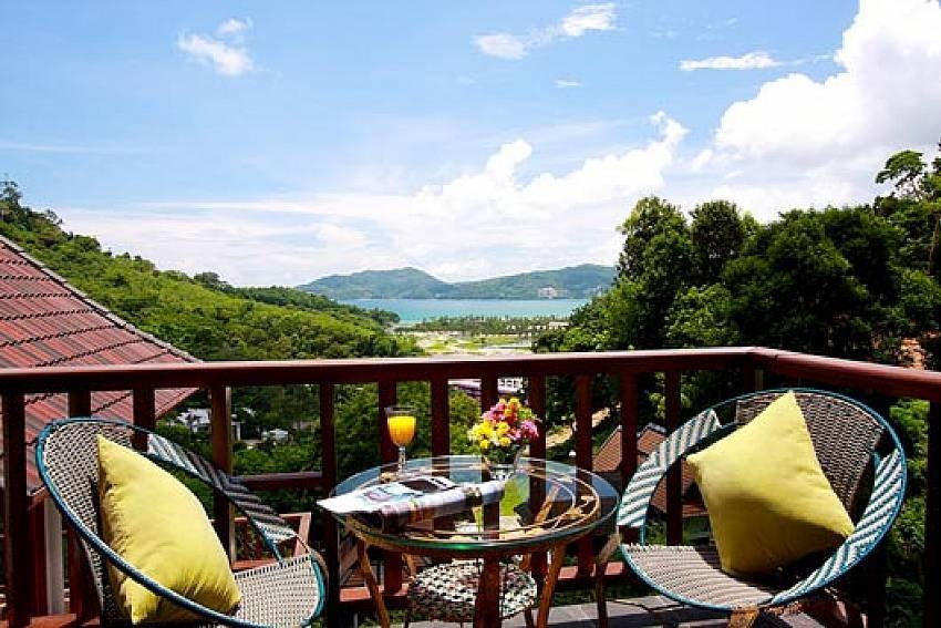 Owners abroad Patong Hill Estate Five | 5 Bed Pool Villa with Ocean View Patong