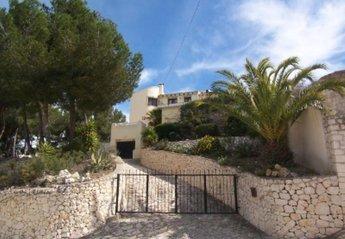 Villa in Spain, Moraira: Villa Cezanne, Moraira