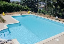 Villa in sicily with pool: enchanting views. Ref 05