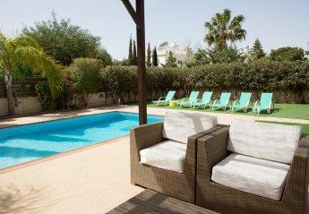 4 bedroom Villa for rent in Nissi Beach