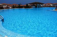 Apartment in Cape Verde, Sal: Main swimming pool with swim up bar