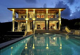 World class villa in Thailand