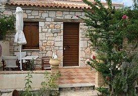 4 guest villa in Zante