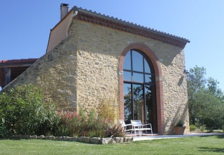 Farm House in Pech-Luna, the South of France