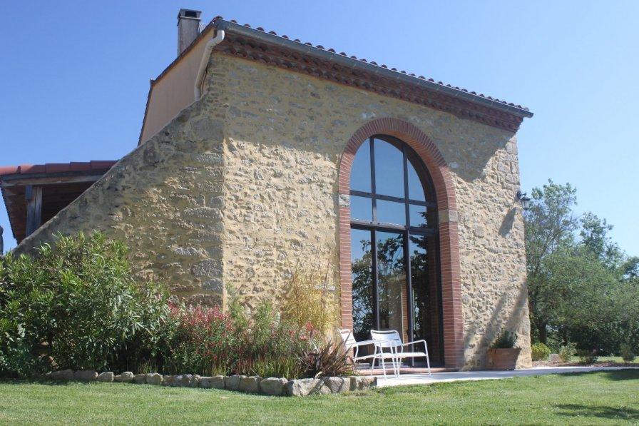 Farm house in France, Pech-Luna