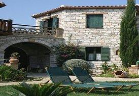 6 guest villa in Zante