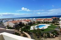 Penthouse_apartment in Cape Verde, Sal: Wonderful views from the Balcony