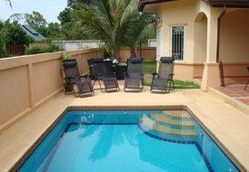 Superior 3 bedroomed Villa
