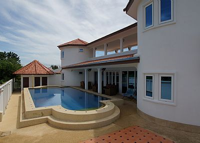 Villa in Thailand, Prachuabkhirikhan: Villa