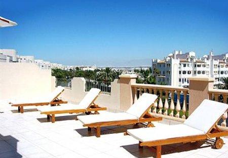 Apartment in Almerimar, Spain: Patio