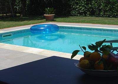 Villa in Italy, S.Agata Sui Due Golfi: Swimming pool