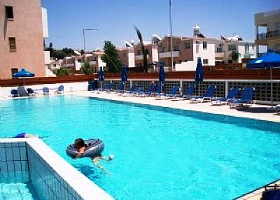 Apartment in Cyprus, Kato Paphos: The Magnificent Pool
