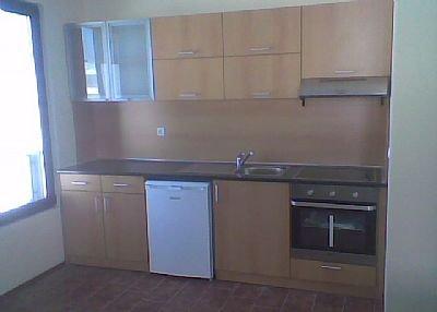Apartment in Bulgaria, Bansko: Kitchen with appliances