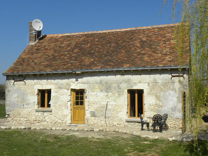 Cottage in France, Maine et Loire: Le Bûcheron - One bedroomed Cottage