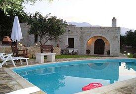 2 bedroom villa in Chania