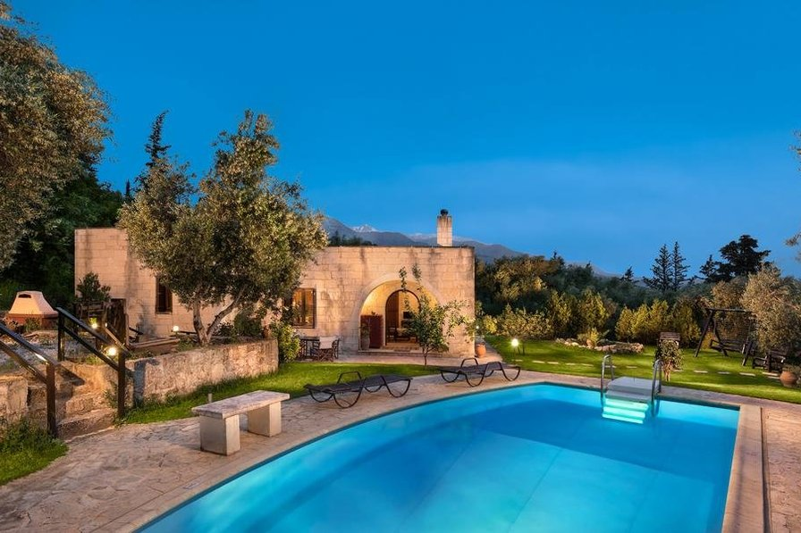 Villa in Greece, Apokoronas