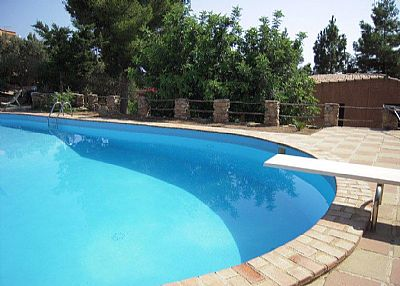 Villa in Italy, Torre delle Stelle: swimming pool