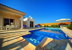 Villa Eleni, Coral Bay Cyprus Villa