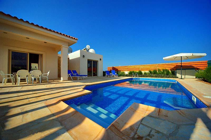 Villa in Cyprus, Coral Bay Centre