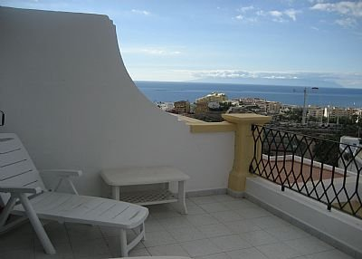 Apartment in Spain, Miraverde: Views of the sea and La Gomera's beautiful sunsets
