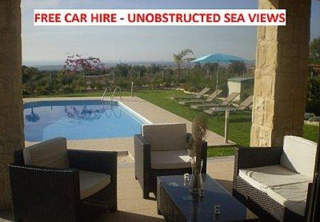 Villa in Secret Valley, Cyprus: Villa Kallithea