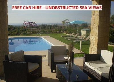 Villa in Cyprus, Secret Valley: Villa Kallithea