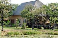 Lodge in South Africa, Northern Province: The lodge