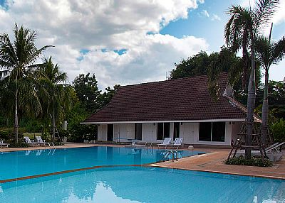 Villa in Thailand, Pattaya: Buraran Suites