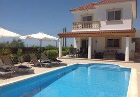 Villa Jeanne, Tala, Paphos
