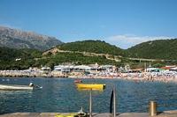 Villa in Montenegro, Bar: sea