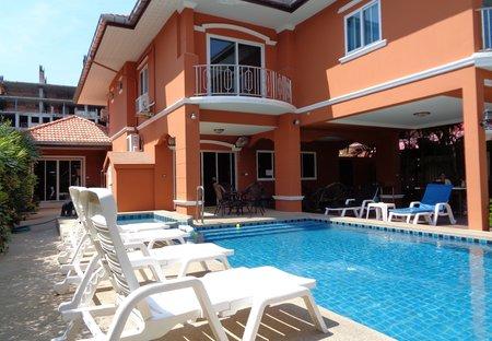 Villa in Jomtien, Pattaya