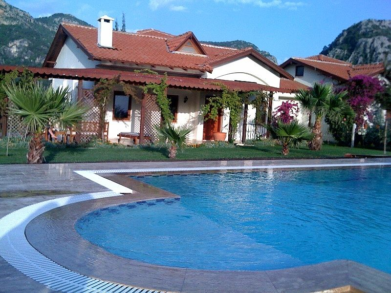Villa in Turkey, Dalyan: Lale Evi and pool