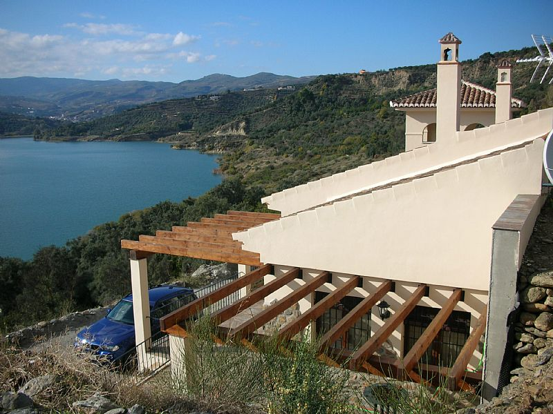 Country house in Spain, Lecrin Valley: Peaceful and tranquil position with views