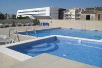 Penthouse_apartment in Portugal, Lagos centre: Outdoor Pools
